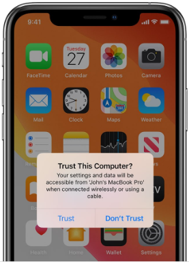 How to Trust Apps on iPhone 8