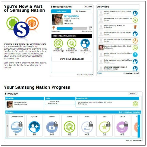 7 Great Examples of Gamification Apps 4