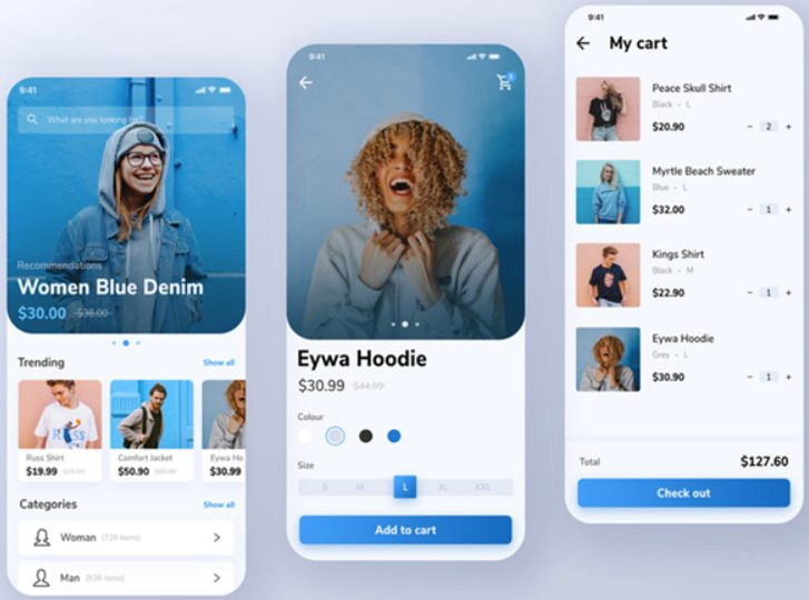 Top 20 Free PSD App Design Templates in 2020 50