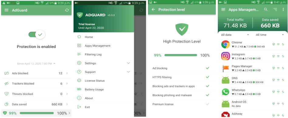 Best Android Ad Blockers That Stop Ads in Apps and Browsers 4
