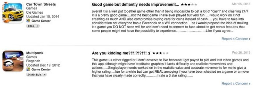 Can You Really Trust App Store Reviews? 6