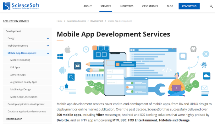 App Development Outsourcing: The Definitive Guide 16