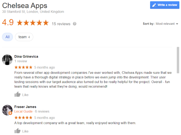 App Development Outsourcing: The Definitive Guide 18