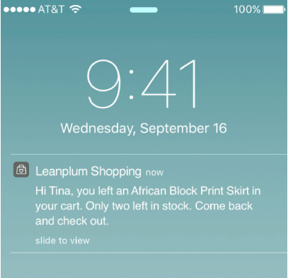 How to Use Push Notifications to Increase App Loyalty 12