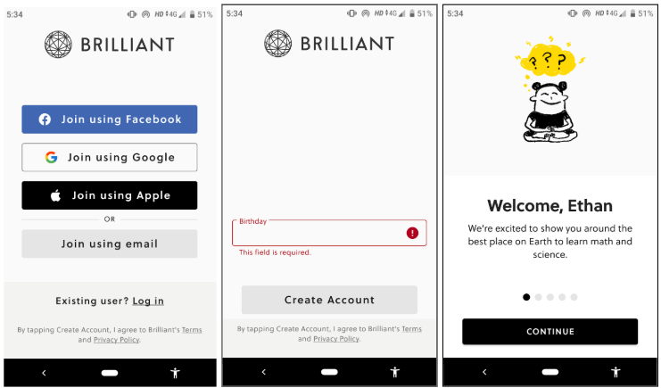 The Unrivaled Guide to Mobile App Onboarding Best Practices and Examples 43