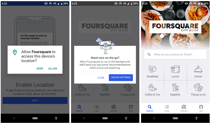 The Unrivaled Guide to Mobile App Onboarding Best Practices and Examples 54