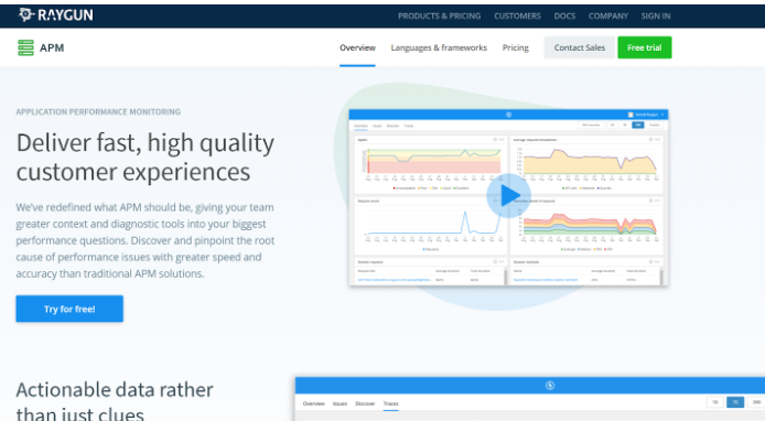 The Ultimate Guide to the Best APM Tools in 2020 20
