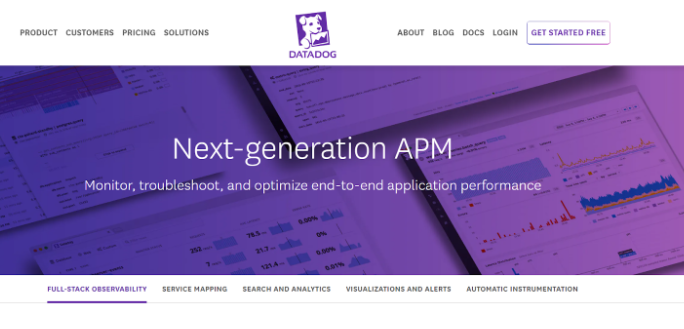 The Ultimate Guide to the Best APM Tools in 2020 22