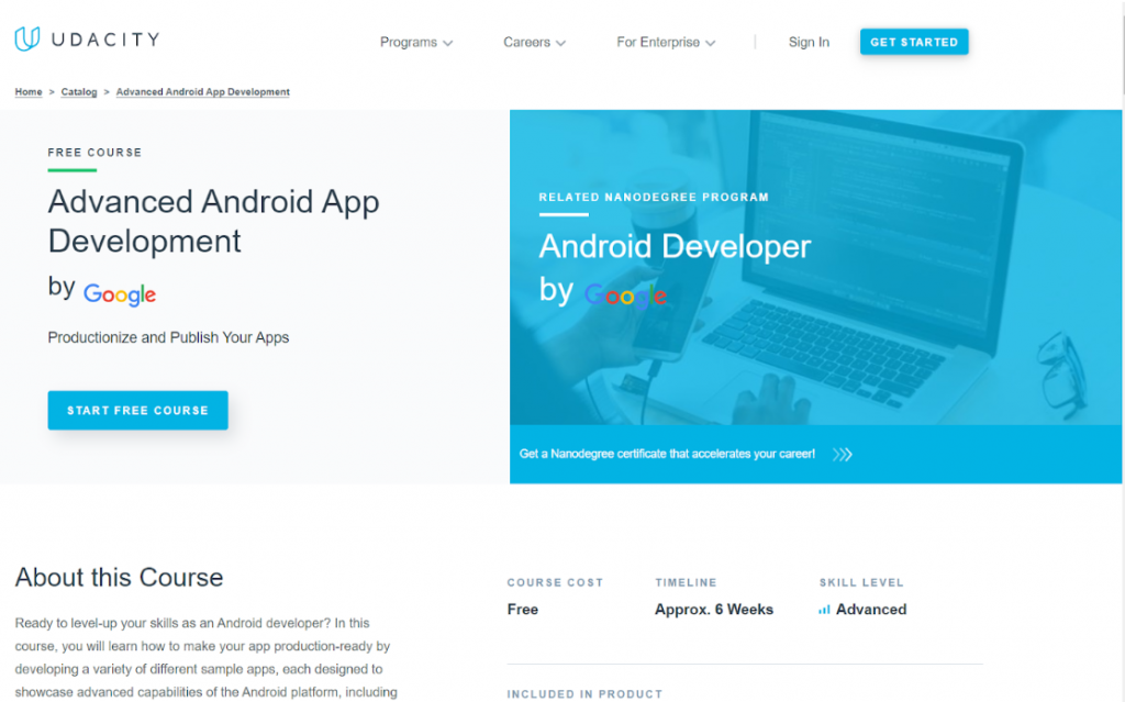 Learn App Development for Free With These 20 Top Online Courses 11