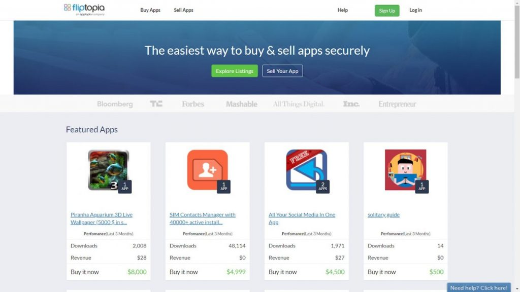 How to Buy Apps (Source Code) From Developers: Marketplaces, Tips and Tricks 7