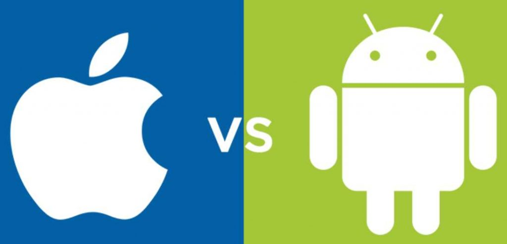 Android vs iOS Market Share 2020: Stats and Facts