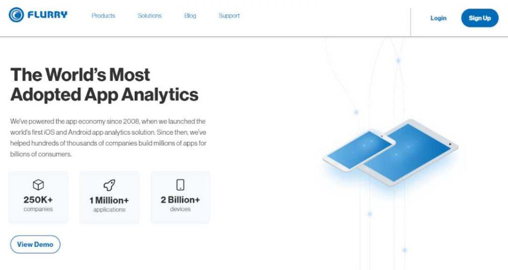 Top 15 iPhone App Analytics Platforms in 2020 9