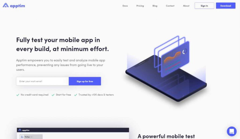 25 Awesome Mobile Testing Tools and Platforms for Android and iOS 23
