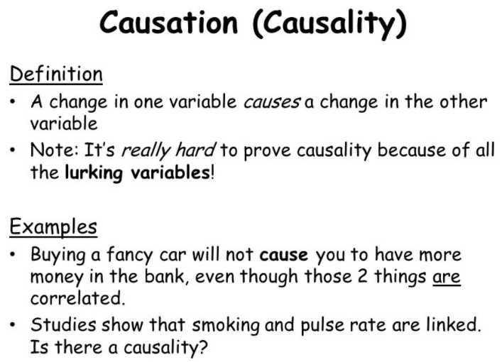 Causation Vs Correlation in Mobile Marketing 3