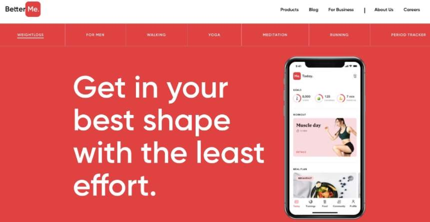 Best Practices When Building a Mobile App Landing Page 3