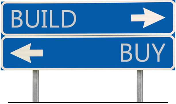 Build Versus Buy When Developing a Mobile App 1