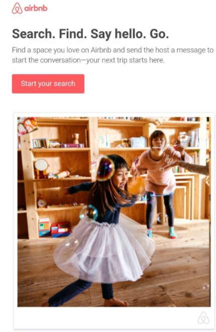 Welcome Messages for User Onboarding Emails 6