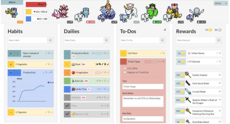 9 Examples of Effective Mobile App Gamification 7